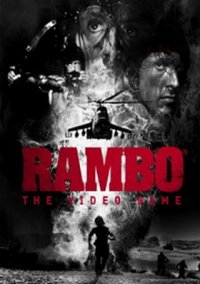 Rambo: The Video Game – фото обложки игры