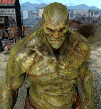 Тест: кто ты из мутантов вселенной Fallout?