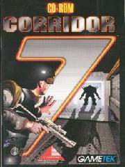 Corridor 7: Alien Invasion – фото обложки игры