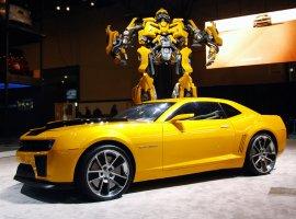 Бамблби ижелтый Camaro: зачто компании Chevrolet стоит поблагодарить «Трансформеров» Майкла Бэя