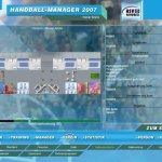 Скриншот Handball Manager 2007 – Изображение 7