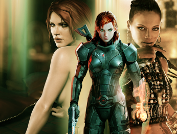Girl power: 7 крутых игровых девушек