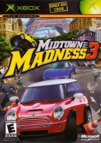 Midtown Madness 3 – фото обложки игры