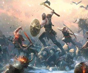 Оглушить и разорвать на части! Новые подробности геймплея God of War