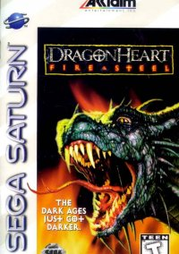DragonHeart: Fire & Steel – фото обложки игры