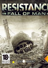 Resistance: Fall of Man – фото обложки игры