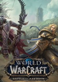 World of Warcraft: Battle for Azeroth – фото обложки игры