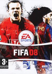 FIFA 08 – фото обложки игры