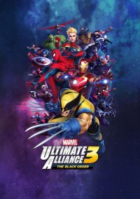 Marvel Ultimate Alliance 3: The Black Order – фото обложки игры