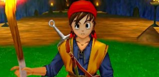 Dragon Quest VIII: The Journey of the Cursed King. Официальный трейлер