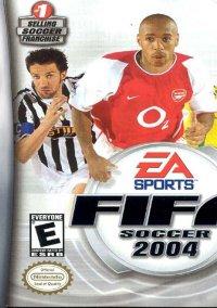 FIFA Soccer 2004 – фото обложки игры