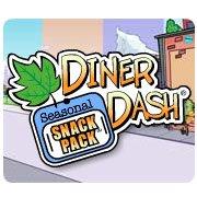 Diner Dash: Seasonal Snack Pack – фото обложки игры