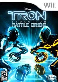 TRON: Evolution - Battle Grids – фото обложки игры