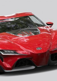 Gran Turismo 6: Toyota FT-1 Concept – фото обложки игры
