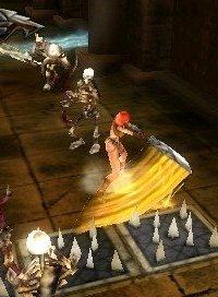 Tehra: Dark Warrior – фото обложки игры
