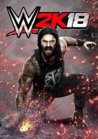 WWE 2K18 – фото обложки игры