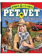 Paws & Claws Pet Vet: Australian Adventures – фото обложки игры