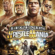 WWE Legends Of Wrestlemania – фото обложки игры