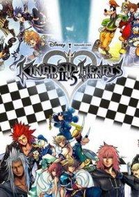 Kingdom Hearts HD 2.5 ReMIX – фото обложки игры