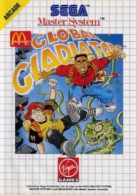 Mick & Mack: Global Gladiators – фото обложки игры