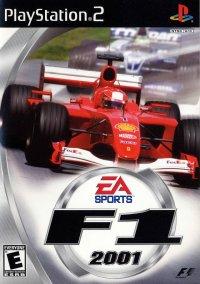 F1 2001 – фото обложки игры