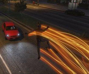Позволяющий играть заФлэша мод для GTA 5 обновился, добавив новые способности