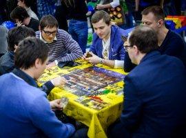 Mega Drive разыгрывает настолки ибилеты на«Игрокон 2019»