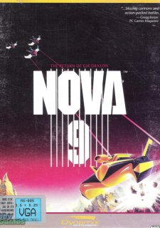 Nova 9: The Return of Gir Draxon