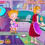 Скриншот Baby Hazel Cleaning Time – Изображение 2