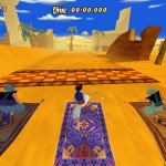 Скриншот Aladdin Magic Carpet Racing – Изображение 2