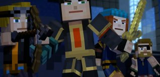 Minecraft: Story Mode - Season 2. Финальный трейлер