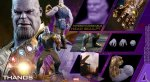 Фигурки пофильму «Мстители: Война Бесконечности»: Танос, Тор, Железный человек идругие герои. - Изображение 131