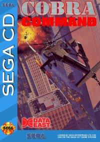 Cobra Command – фото обложки игры