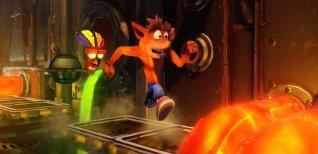 Crash Bandicoot N. Sane Trilogy. Геймплейный трейлер к выходу игры