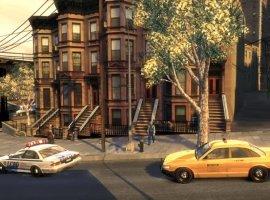 Гифка дня: пешеходный переход для экстремалов вGrand Theft Auto4