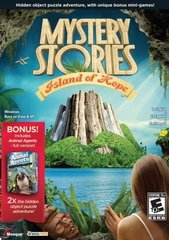 Mystery Stories: Island of Hope – фото обложки игры