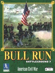Battleground 7: Bull Run – фото обложки игры