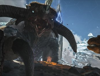 ARK: Survival Evolved. Анонс DLC Extinction