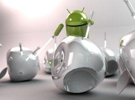 75% отгруженных в этом году мобильных устройств работают на Android