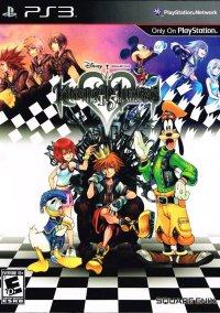 Kingdom Hearts HD 1.5 ReMIX – фото обложки игры