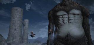 Attack on Titan 2 . Геймплейный трейлер