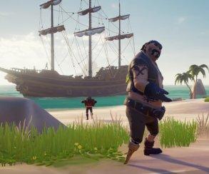Как управлять кораблем в Sea of Thieves: в одиночку и в команде