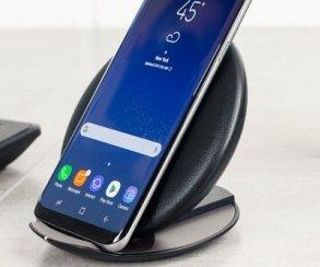 Samsung готовит беспроводную зарядку для двух устройств