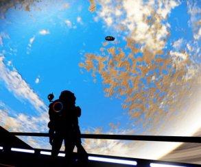 Гифка дня: максимальный уровень розыска вNoMan's Sky