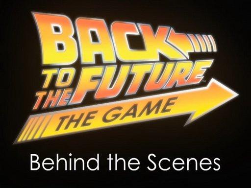 Back to the Future: The Game. Дневники разработчиков