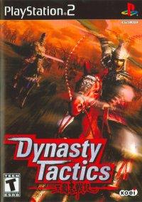 Dynasty Tactics – фото обложки игры