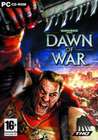 Warhammer 40,000: Dawn of War – фото обложки игры