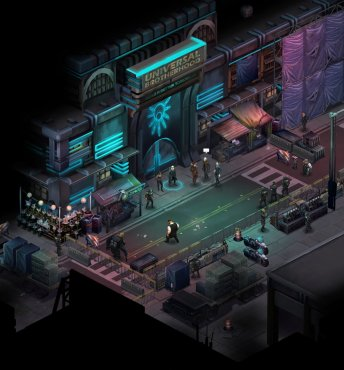 Обзор Shadowrun Returns