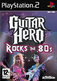 Guitar Hero Encore: Rocks the 80s – фото обложки игры