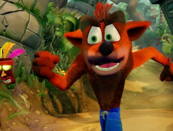 Серия игр Crash Bandicoot